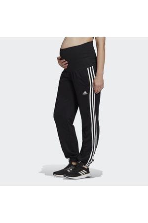 Adidas Essentials Cotton 3-Stripes Joggers (Maternity)