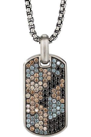 David Yurman Men Necklaces - 35mm Streamline Tag necklace