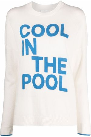 Chinti And Parker Cool in the Pool sweater - Neutrals