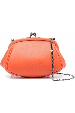 Discord Yohji Yamamoto Women Purses & Wallets - Leather frame purse