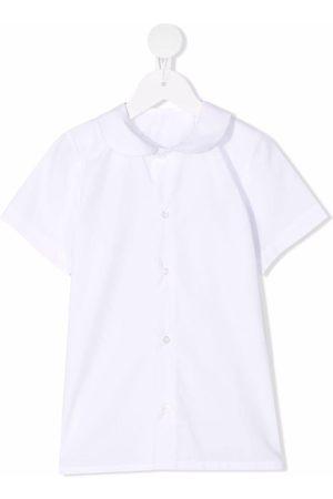 Siola Peter pan-collar cotton shirt