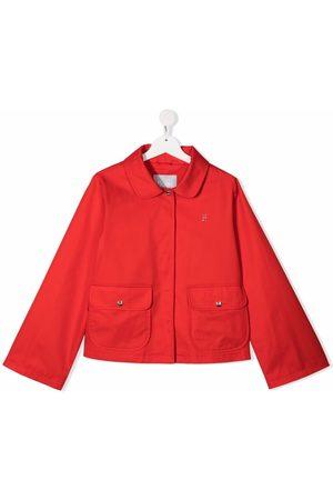 HERNO Bomber Jackets - TEEN zip-up lightweight jacket