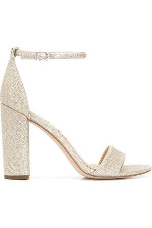 Sam Edelman Metallic high-heel sandals