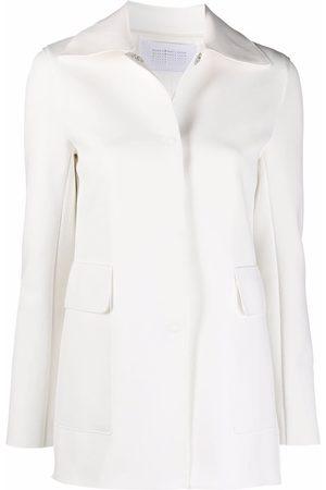 Harris Wharf London Button-up shirt jacket
