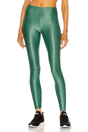 Koral Lustrous High Rise Infinity Legging in Duffle