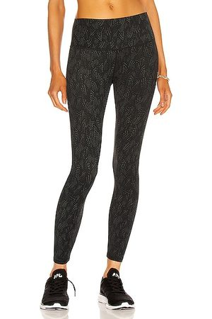 Varley Luna 25 Pant in Mono Feather