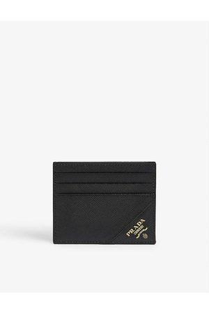 Prada Men Purses & Wallets - Leather cardholder