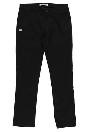 GREY DANIELE ALESSANDRINI Boys Trousers - TROUSERS - Casual trousers