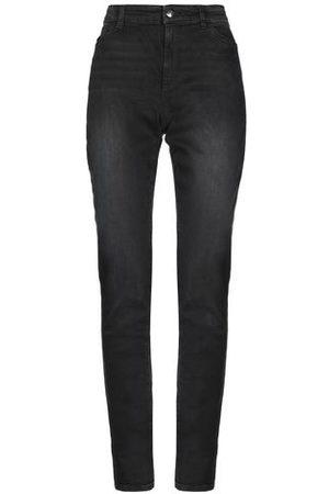 EMPORIO ARMANI Women Trousers - DENIM - Denim trousers