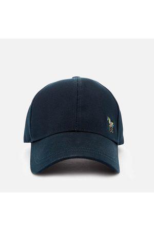Paul Smith Men Hats - Men's Zebra Logo Baseball Cap