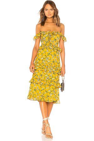 Tularosa Lily Dress in . Size XXS, XS, S, M, XL.