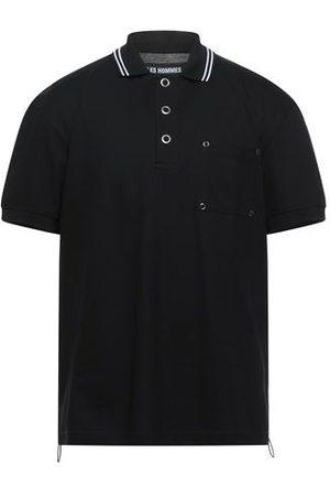 Les Hommes Men Polo Shirts - TOPWEAR - Polo shirts