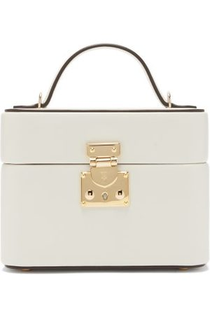 TANNER KROLLE Annabel 18 Leather Box Bag - Womens