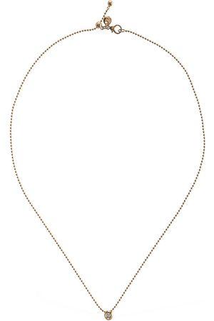 Dodo 9kt & Diamond Bollicine Necklace