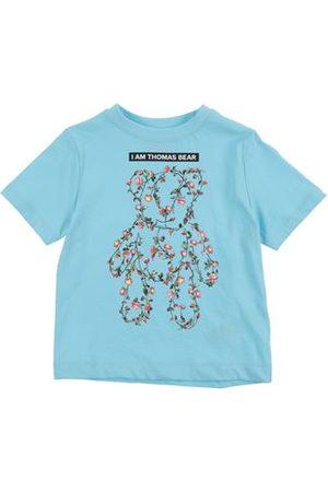 Burberry Girls Short Sleeve - TOPWEAR - T-shirts