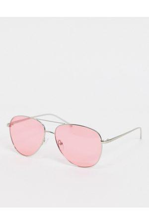 Pilgrim Cyder gold plated sunglasses
