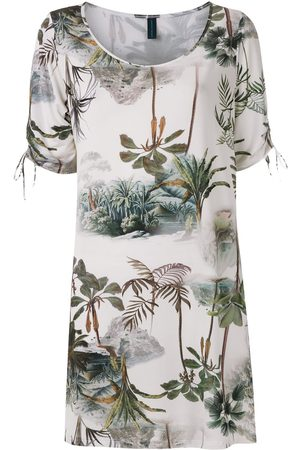 Lygia & Nanny Women Casual Dresses - Batuira printed jersey tunic