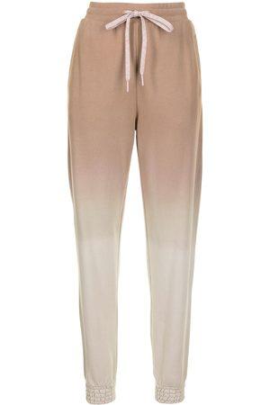 The Upside Women Trousers - Alena gradient track pants