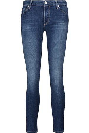 AG Jeans Legging Ankle mid-rise skinny jeans