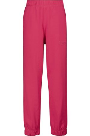 Ganni Software Isoli cotton-blend sweatpants