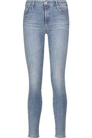 AG Jeans Farrah Ankle Seamless skinny jeans