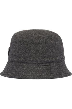 Prada Loden rain hat