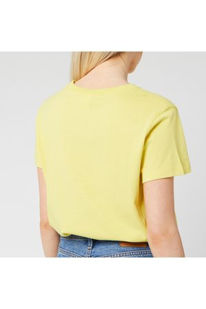 Champion Women Short Sleeve - Women's Big Script T-Shirt