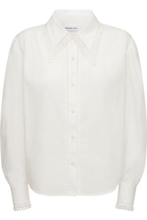 Designers Remix Sandra Volume Organic Cotton Shirt