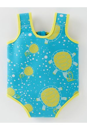 Speedo Baby Swimwear - Baby Tommy Turtle Baby Wrap