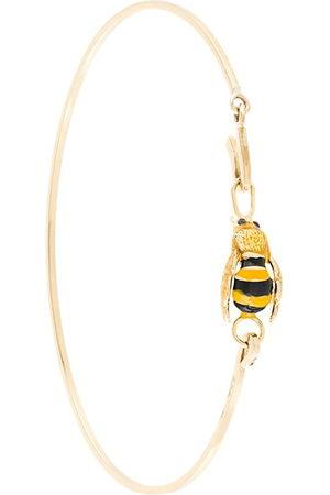 Delfina Delettrez Women Bracelets - To be or not to be' bracelet - Metallic