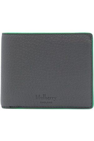 Mulberry Contrast-lining billfold wallet