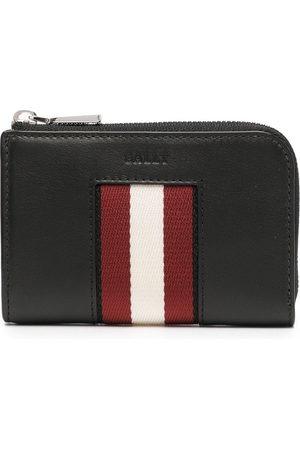Bally Stripe-detail wallet