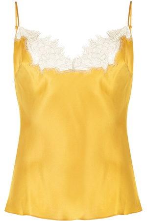 Gilda & Pearl Women Singlets - Persephone satin camisole