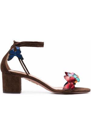 Aquazzura Women Sandals - Papillon 50mm sandals
