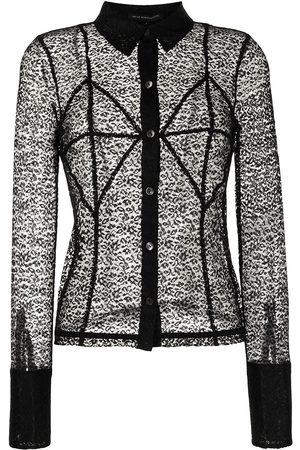 Kiki de Montparnasse Women Blouses - Broderie anglaise blouse