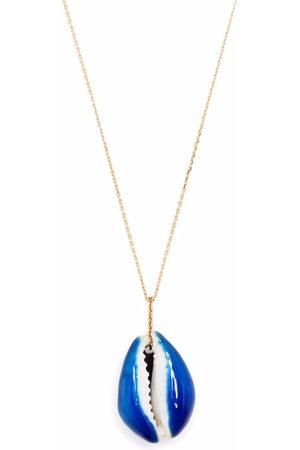 Aurelie Bidermann 18kt yellow Merco necklace