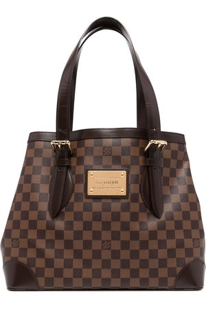 LOUIS VUITTON 2011 pre-owned Hampstead MM tote bag