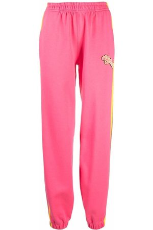 Styland Side stripe track trousers