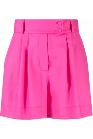 Styland Off-centre button shorts