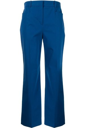 Joseph Women Formal Trousers - Flared tailored trousers