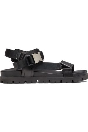 Prada Tape-strap flat sandals