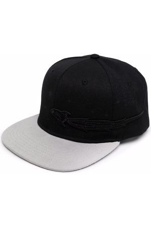 ENTERPRISE JAPAN Logo-patch two-tone cap