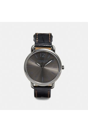 Coach Men Watches - Delancey Slim Watch, 40mm in - Size MEN