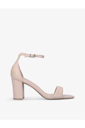 Carvela Second Skin faux-leather heeled sandals