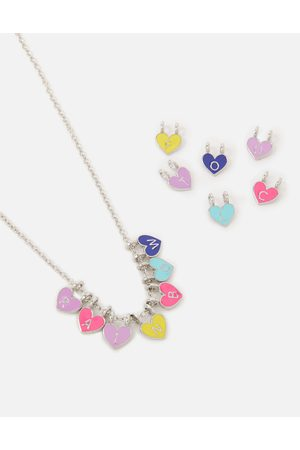 Accessorize Make-Your-Own Heart Necklace