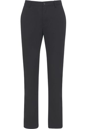 Burberry Cotton Chino Pants W/ Heritage Details