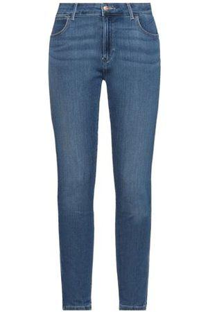 WRANGLER Women Trousers - DENIM - Denim trousers