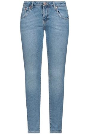 ONETEASPOON Women Trousers - DENIM - Denim trousers