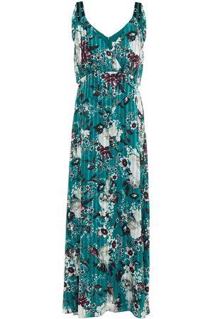 Erdem Woman Orabella Wrap-effect Floral-print Jacquard Maxi Dress Teal Size 10