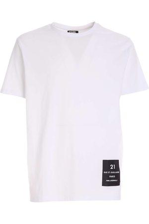 Karl Lagerfeld Women T-shirts - Label Tshirt